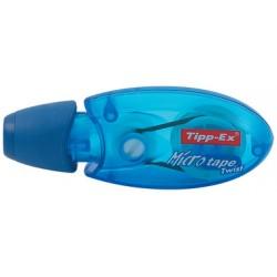"""Tipp-Ex Ruban correcteur """"Micro Tape Twist"""", 5 mm x 8 m"""
