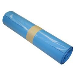 Sac poubelle, 140 Litres, Type 70, bleu, 900 x 1100 mm